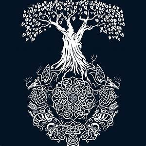 Yggdrasil Tree of Life by Design-By-Humans on DeviantArt