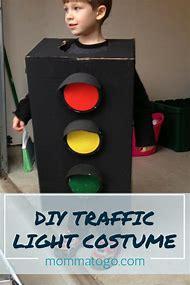 Traffic Light Halloween Costume