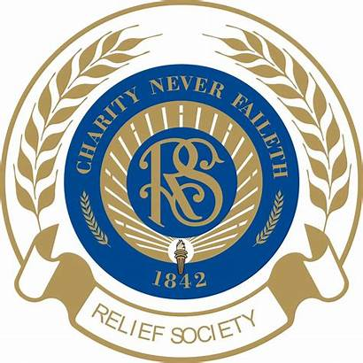 Lds Relief Society Church Clipart Charity Official