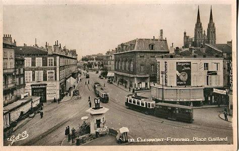 chambre des commerces clermont ferrand ancien tramway de clermont ferrand wikipédia