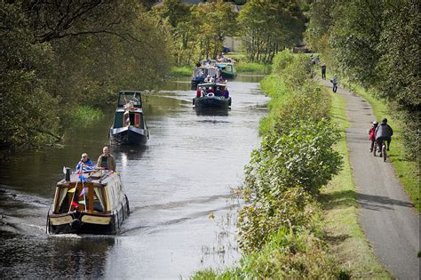 Fishing Boat Hire Edinburgh by Lowland Canals New Season Update Scottish Canals