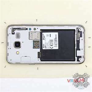 How To Disassemble Samsung Galaxy J5 Sm