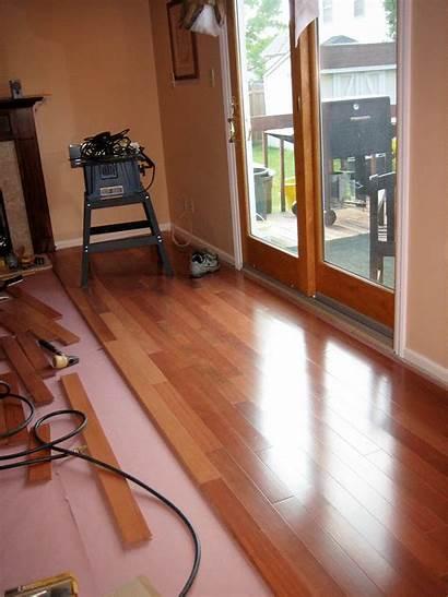 Floor Hardwood Subfloor Wood Hours Which Screws