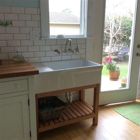 freestanding farmhouse kitchen sink best 25 kitchen sink units ideas on 3580