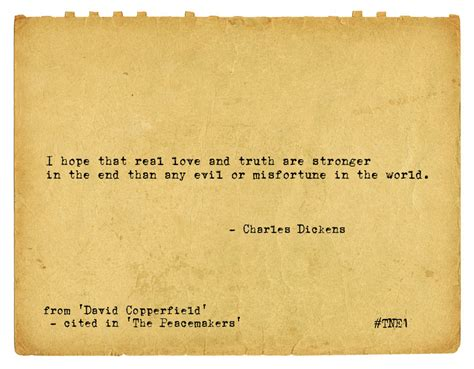 david copperfield charles dickens quotes quotesgram