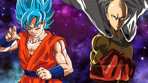 Dragon Ball Z Vs One Punch Man