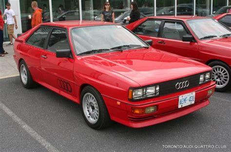 Audi Quattro For Sale Usa by 1984 Audi Quattro 20v Revisit German Cars For Sale