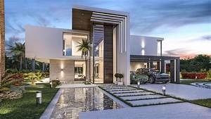 New Modern Luxury Villa Project In Marbella  Spain  In