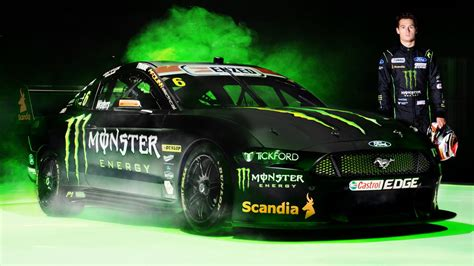 supercars  cameron waters livery monster energy