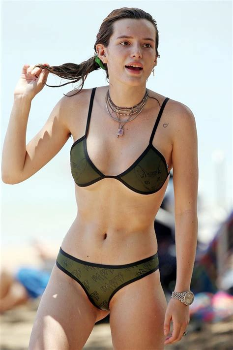 disgusting bella thorne hairy armpits scandal planet