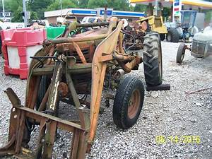 Loader For International Farmall 350 Utility Tractor