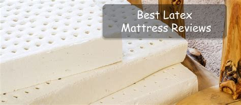 Best Latex Mattress Reviews 2018: Latex Mattress Guide