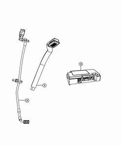 Jeep Wrangler Wiring  Jumper  Instrument Panel