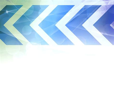 Arrow Background Blue Abstract Arrows Background