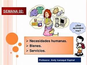 Tema 02 necesidades, bienes y servicios