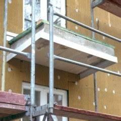 Außenwand Abdichten Altbau : balkonsanierung thermische trennung und passivhaus zertifiziert altbau news produkte ~ Frokenaadalensverden.com Haus und Dekorationen