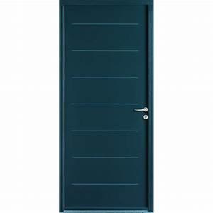 porte entree acier porte d 39 entr e mocka acier portes With porte d entrée alu avec meuble salle de bain noir laqué pas cher