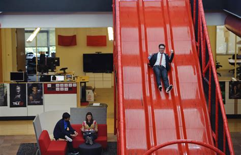 The 14 Coolest Offices In Tech