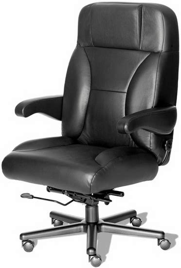 big and leather office chair chief l