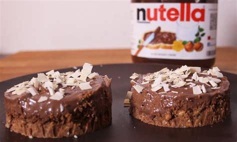 recettes 7 desserts irresistibles 224 base de nutella docteurbonnebouffe