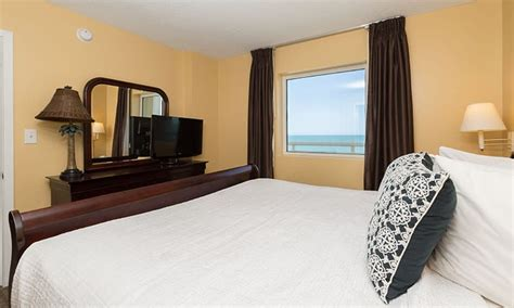 Myrtle 2 Bedroom Suites Oceanfront by Oceanfront Two Bedroom Suite Camelot By The Sea