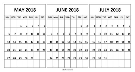 calendar june july qualads