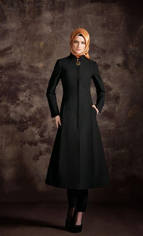 tenue  vetements hijab hiver  modeles femme