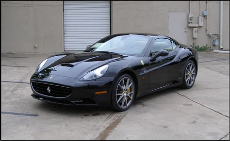 holograms  black ferrari california correction