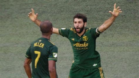 Timbers Escape With Draw Against Sounders  Article Tsn