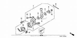 Honda Engines Gx25nt W3 Engine  Tha  Vin  Gcart