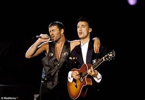 Andrew Ridgeley shed 'ocean of tears' for George Michael ...