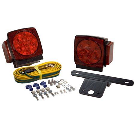 Blazer Trailer Lights by Blazer C7423 Submersible Led Trailer Light Kit For