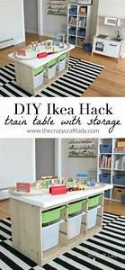 Ikea Hacks Podest : 47 besten ikea hack trofast regal bilder auf pinterest kinderzimmer diy fotokabine und haus ~ Watch28wear.com Haus und Dekorationen