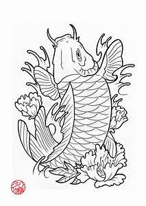 Koi Fish 4 by Laranj4 on DeviantArt