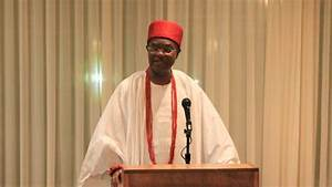 Obi Of Onitsha Hosts Book Launch | Sahara Reporters