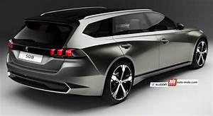 Peugeot Break 508 : future peugeot 508 2018 plus courte mais aux id es ~ Gottalentnigeria.com Avis de Voitures