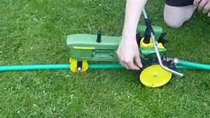 Gardena Pipeline Verlegen : john derre selbstfahrender rasensprenger 4010 youtube ~ One.caynefoto.club Haus und Dekorationen