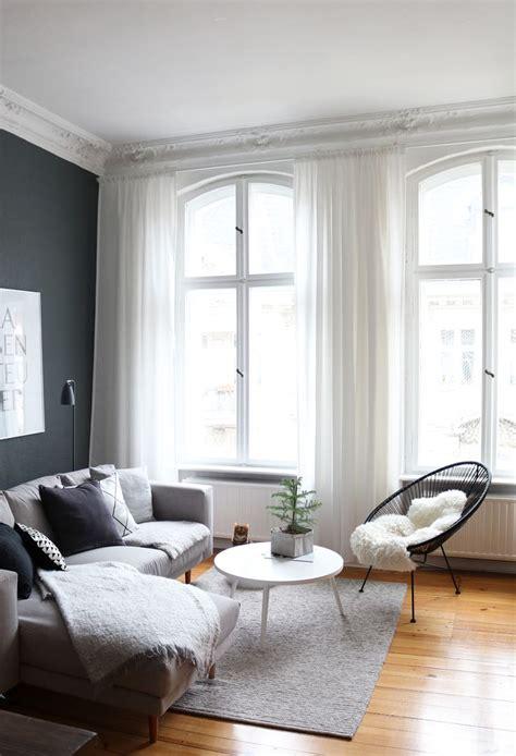 Gardinen Schwedischer Stil by Gardinen Skandinavischer Stil Skandinavischer Stil In