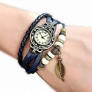 Vintage Uhren Damen : vintage damenuhr mit wickelband f r moderne frauen ~ Watch28wear.com Haus und Dekorationen