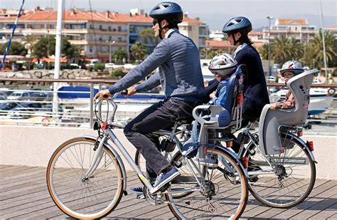 kindersitz für fahrrad kindertransport mit dem fahrrad my sportler