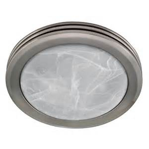 harbor 2 sone 80 cfm nickel bathroom fan with light lowe s canada