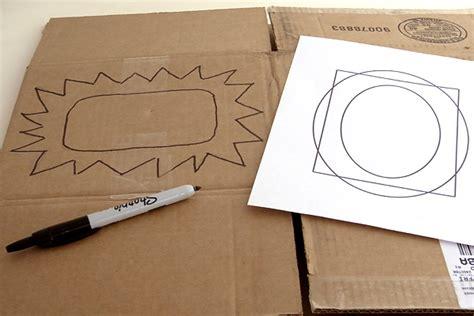Cornici Di Cartone Per Foto Cornici Per Foto Di Cartone Eco Idee