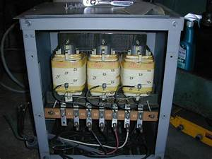 Welding Transformer Wiring Diagram