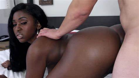 Braids With The Monster Really Titted A Negro Woman With Reality Titty Is Gives РЎaucasian Ball In