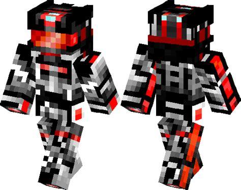 shadow tech armor skin minecraft skin minecraft hub