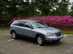 Things I Think I Think  2004 Chrysler Pacifica