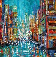 Abstract Art New York City