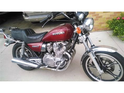 Suzuki Gs 550 by Suzuki Gs 550 For Sale Used Motorcycles On Buysellsearch