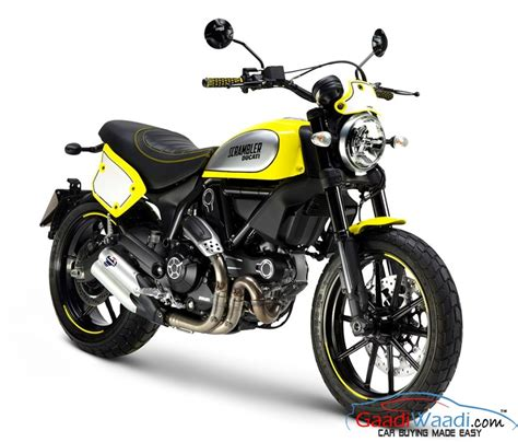 Ducati Scrambler Sixty2 by Scrambler 400 Is Now Ducati Scrambler Sixty2 Unveiled At