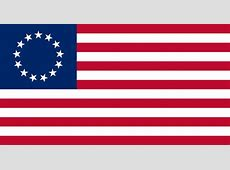 What is the symbolism of the 13 stripes on the American